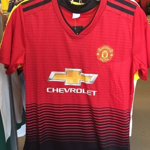 Other - Manchester United youth soccer uniform